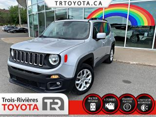Used 2015 Jeep Renegade 4 RM, 4 portes, North for sale in Trois-Rivières, QC