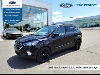 Used 2017 Ford Escape 4WD 4dr SE for sale in Victoriaville, QC