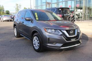 Used 2018 Nissan Rogue S TI CAMÉRA*SIÈGES CHAUFFANT*MAIN LIBRE for sale in Lévis, QC