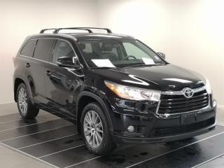 Used 2016 Toyota Highlander XLE AWD for sale in Port Moody, BC
