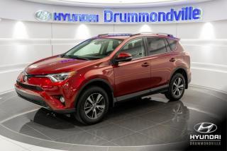 Used 2018 Toyota RAV4 XLE + 22 556 KM + GARANTIE + TOIT + MAGS for sale in Drummondville, QC