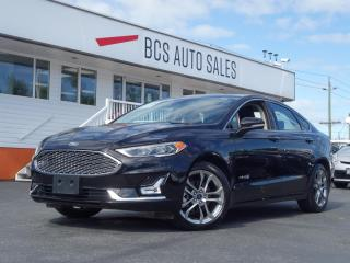Used 2019 Ford Fusion HYBRID for sale in Vancouver, BC