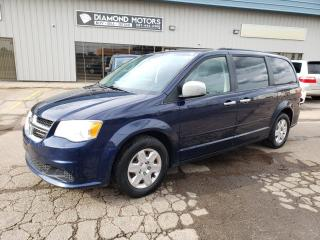 Used 2013 Dodge Grand Caravan SXT for sale in Edmonton, AB