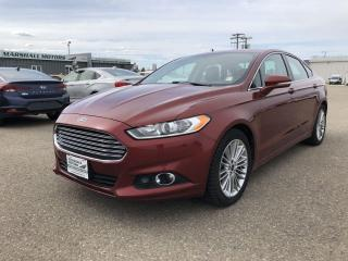 Used 2014 Ford Fusion 4dr Sdn SE AWD *Leather* *Heated Seats* *Nav* for sale in Brandon, MB