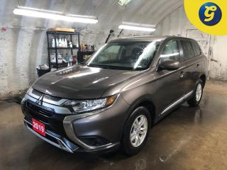 Used 2019 Mitsubishi Outlander 4WD * Alloy rims * Passive/keyless entry * Push button ignition * Heated front seats * Automatic/manual with paddle shifters * Dual climate control wi for sale in Cambridge, ON