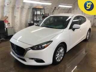 Used 2017 Mazda MAZDA3 SE * Sky Active * Leather Heated Seats * Back-Up Camera * Phone Connect * Cruise Control * Steering Wheel Controls * LCD Display * Electric Parking Br for sale in Cambridge, ON