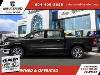 New 2020 RAM 1500 - Limited -  Navigation for sale in Abbotsford, BC