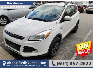 Used 2013 Ford Escape SE - One owner - Bluetooth -  Heated Seats - $108 B/W for sale in Abbotsford, BC