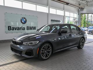 Used 2020 BMW M340i xDrive Sedan for sale in Edmonton, AB