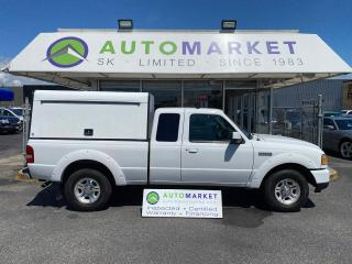 Used 2009 Ford Ranger Sport SuperCab 4-Door 2WD WORK CANOPY! FREE BCAA & WRNTY! for sale in Langley, BC