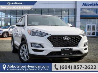New 2020 Hyundai Tucson Preferred - $155 B/W for sale in Abbotsford, BC
