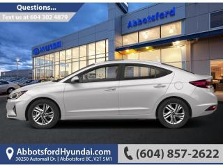 New 2020 Hyundai Elantra Preferred IVT - Android Auto - $112 B/W for sale in Abbotsford, BC