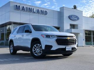 Used 2018 Chevrolet Traverse LS LOCAL BC, 8-PASSENGER, REAR CAMERA, CLEAN for sale in Surrey, BC
