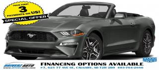 Used 2018 Ford Mustang GT Premium for sale in Calgary, AB