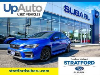 Used 2018 Subaru WRX Sport-tech for sale in Stratford, ON
