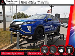 Used 2020 Mitsubishi Eclipse Cross SPECIAL DÉMO 4X4 , MAGS NOIRS for sale in Terrebonne, QC