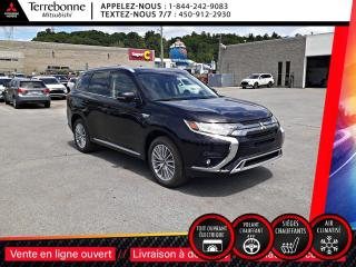 Used 2020 Mitsubishi Outlander Phev SPECIAL DÉMO LIMITED, TOIT OUVRANT for sale in Terrebonne, QC