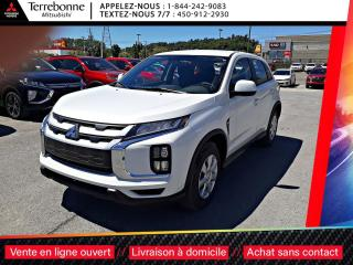 Used 2020 Mitsubishi RVR SPECIAL DÉMO  4X4, CAMERA DE RECUL, BLUE for sale in Terrebonne, QC