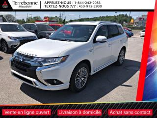 Used 2020 Mitsubishi Outlander Phev SPECIAL DÉMO LIMITED , TOIT OUVRANT for sale in Terrebonne, QC