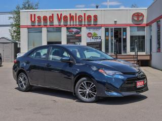 Used 2017 Toyota Corolla 4dr Sdn CVT LE | for sale in North York, ON