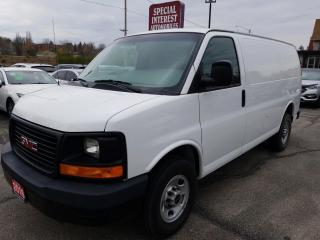 Used 2016 GMC Savana 2500 1WT for sale in Cambridge, ON