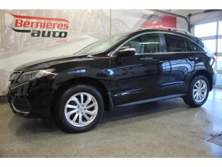Used 2016 Acura RDX TECH PKG AWD for sale in Lévis, QC