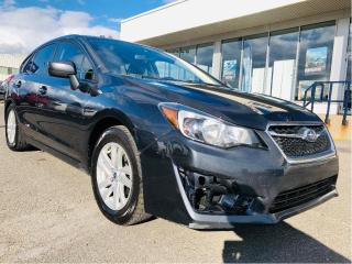 Used 2015 Subaru Impreza 5dr HB CVT 2.0i w-Touring Pkg,siege chauffant for sale in Lévis, QC