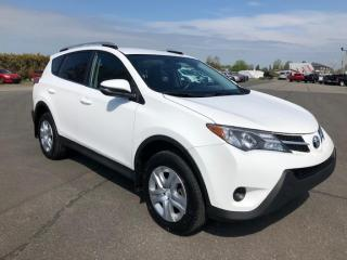 Used 2014 Toyota RAV4 LE AWD for sale in Pintendre, QC