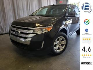 Used 2014 Ford Edge 4 portes SEL, Traction intégrale for sale in St-Hyacinthe, QC