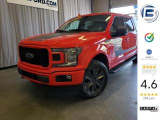 Used 2018 Ford F-150 sport special edition cabine multi-place for sale in St-Hyacinthe, QC