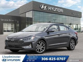 New 2020 Hyundai Elantra Ultimate for sale in Lloydminster, SK