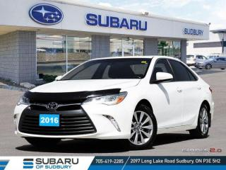 Used 2016 Toyota Camry XLE - FULLY LOADED !!! for sale in Sudbury, ON