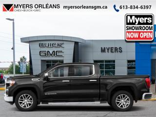 New 2020 GMC Sierra 1500 SLT  - Sunroof - Kodiak Edition for sale in Orleans, ON