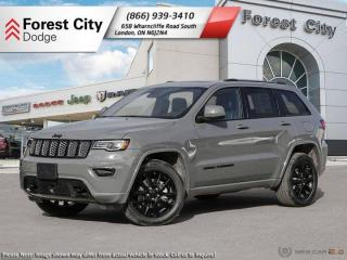 New 2020 Jeep Grand Cherokee Altitude for sale in London, ON