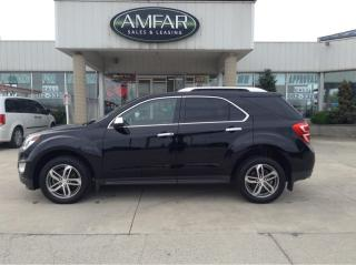 Used 2017 Chevrolet Equinox Premier for sale in Tilbury, ON