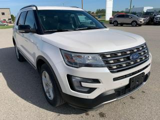 Used 2016 Ford Explorer XLT | Leather | Navigation for sale in Harriston, ON