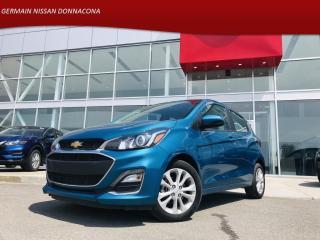 Used 2019 Chevrolet Spark 1LT AUTO *** DÉMONSTRATEUR *** for sale in Donnacona, QC