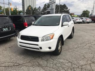 Used 2008 Toyota RAV4 BASE LEATHER for sale in Mississauga, ON