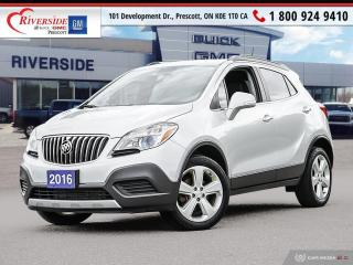 Used 2016 Buick Encore for sale in Prescott, ON