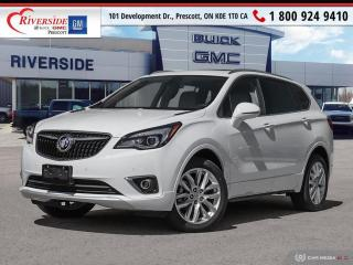 New 2020 Buick Envision Premium II for sale in Prescott, ON
