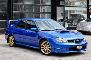 Used 2006 Subaru Impreza WRX STI for sale in Toronto, ON