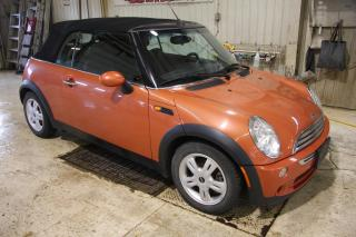 Used 2005 MINI Cooper Convertible for sale in Saskatoon, SK
