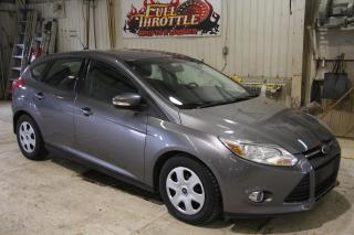 Used 2014 Ford Focus SE for sale in Saskatoon, SK