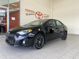 Used 2016 Toyota Corolla * SE * MAGS * TOIT * AUTOMATIQUE * for sale in Mirabel, QC
