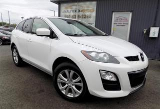 Used 2012 Mazda CX-7 ***GS-LUX,AWD,CUIR,TOIT,MAGS*** for sale in Longueuil, QC