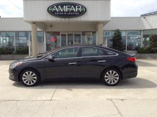 Used 2016 Hyundai Sonata 2.4L GLS Special Edition for sale in Tilbury, ON