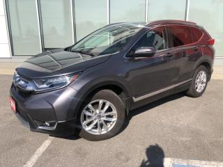 Used 2019 Honda CR-V Touring Loaded. Wheel Upgrade! for sale in Whitchurch-Stouffville, ON
