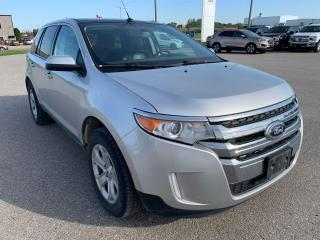 Used 2011 Ford Edge SEL | Leather | Navigation | Bluetooth for sale in Harriston, ON