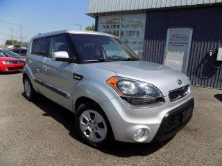 Used 2012 Kia Soul ***2U,AUTOMATIQUE,A/C,BAS KILO*** for sale in Longueuil, QC