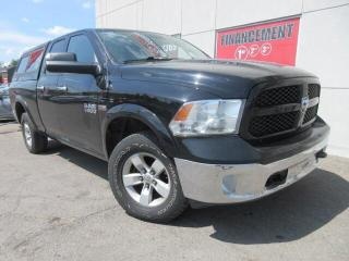 Used 2013 RAM 1500 V8 5.7 HEMI 4X4 OUTDOORSMAN for sale in St-Jérôme, QC